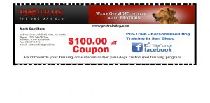 ProTrain coupon