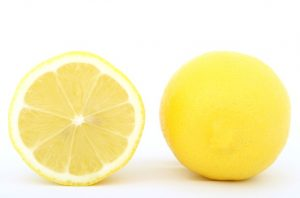 Homemade Lemon Spray
